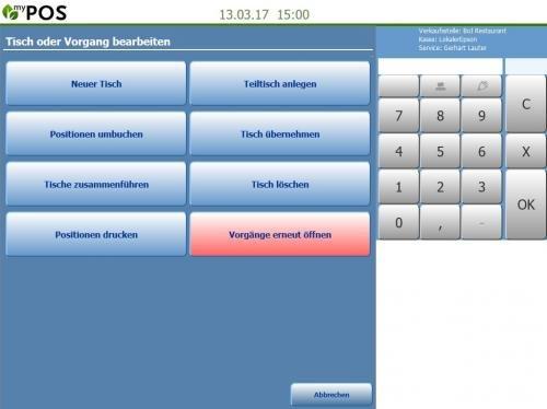 7. Produktbild MY POS - das webbasierte Kassensystem