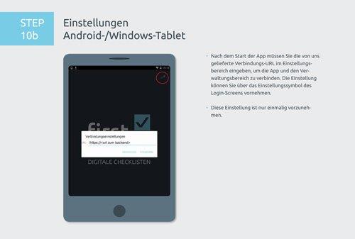 16. Produktbild firstaudit - Digitale Checklisten App