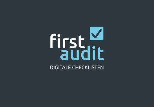 1. Produktbild firstaudit - Digitale Checklisten App