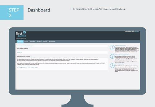 6. Produktbild firstaudit - Digitale Checklisten App