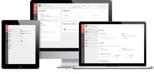 1. Produktbild Dialfire - Outbound Callcenter Software