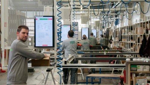 Z!NK Operative Software | Papierlose Fertigung & Werkseigene Produktionskontrolle