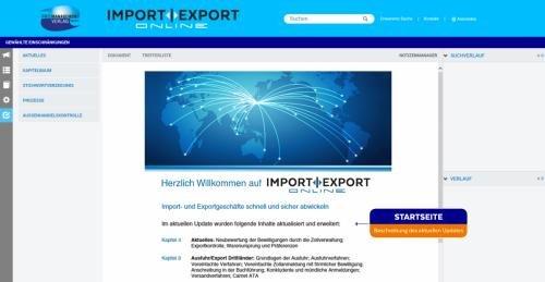 2. Produktbild IMPORT | EXPORT Online