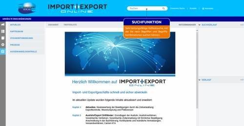 4. Produktbild IMPORT | EXPORT Online