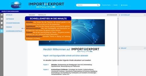 5. Produktbild IMPORT | EXPORT Online