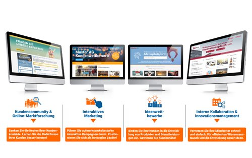 1. Produktbild innolytics ideas - Ideenmanagement-Software