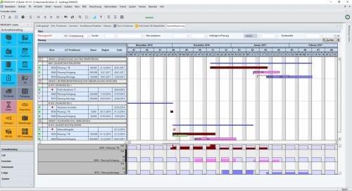 Termin- und Kapazitätenplanung