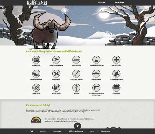 Startseite Büffeln.Net