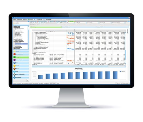 5. Produktbild bison.box - Asset- und Portfolio-Management