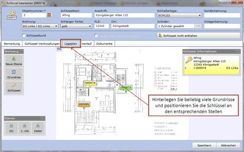 4. Produktbild KeyScan - Schlüsselverwaltung