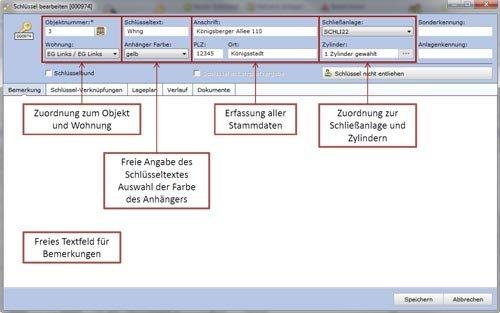 2. Produktbild KeyScan - Schlüsselverwaltung