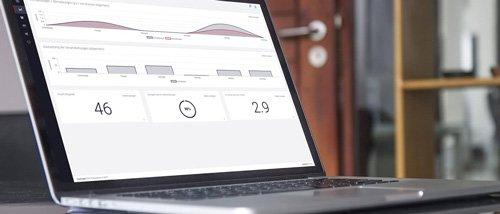 5. Produktbild SkedFlex Fitness - Online-Buchungssystem