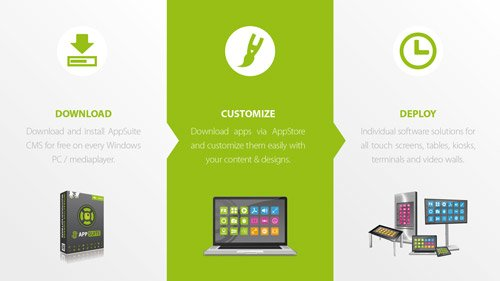 17. Product Image AppSuite - CMS Software