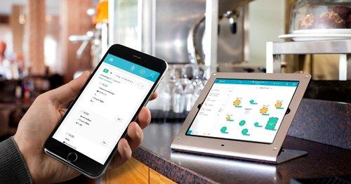1. Produktbild resmio - Reservierungssystem für Restaurants