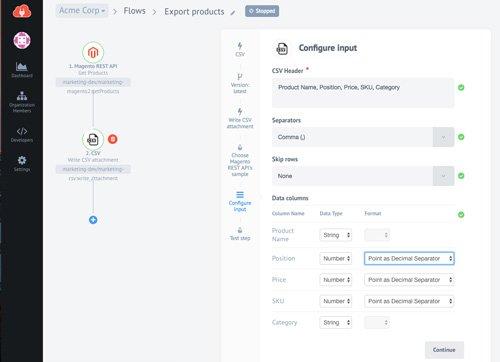 4. Produktbild elastic.io - Hybride Integrationsplattform