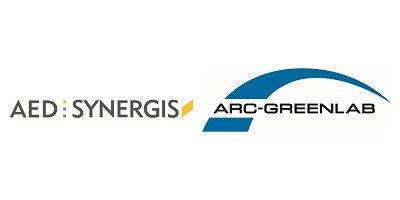 Firmenlogo AED-SYNERGIS GmbH und      ARC-GREENLAB GmbH Bonn