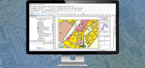 GeoOffice - Ihr Desktop GIS für einfach bedienbare Fachlösungen