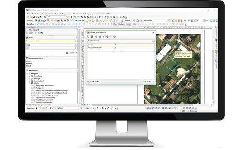 GeoOffice - Projektbeispiel