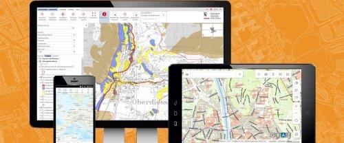 Die WebOffice Plattform - Esri ArcGIS nutzen und erweitern