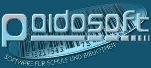 Firmenlogo paidosoft Albrecht J. Schmitt Software für Schule und Bibliothek Sindelfingen