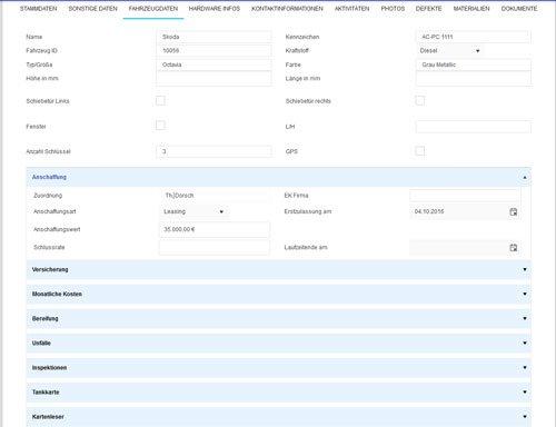 4. Produktbild actidas -  Inventarisierung, Prozessoptimierung