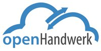 Firmenlogo openHandwerk GmbH Handwerkersoftware in der Cloud Berlin