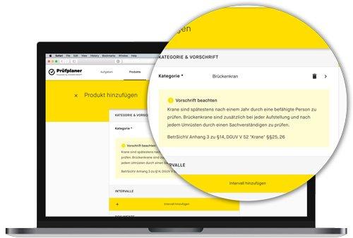 1. Produktbild Prüfplaner - Prüfungsmanagement