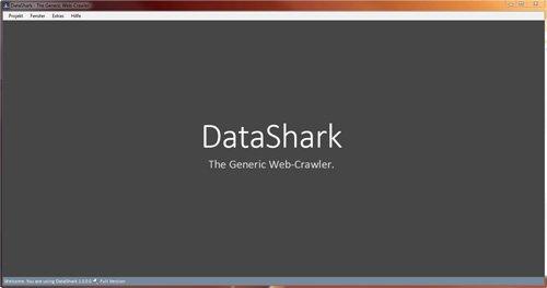 1. Produktbild DataShark - Web-Crawler