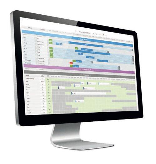 2. Produktbild TiM - Dienstplaner