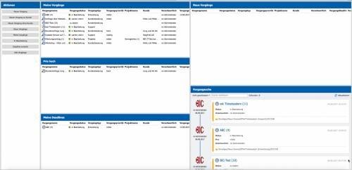 3. Produktbild agorum core - Dokumentenmanagement