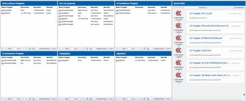 5. Produktbild agorum core - Dokumentenmanagement