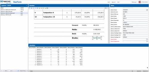 8. Produktbild agorum core - Dokumentenmanagement