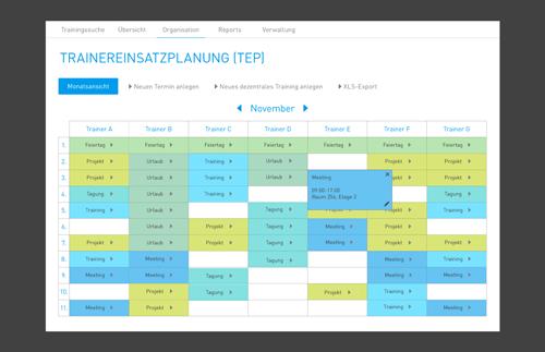 4. Produktbild ILIAS Standard - Lernmanagementsystem