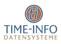 Firmenlogo TIME-INFO Datensysteme OHG Darmstadt