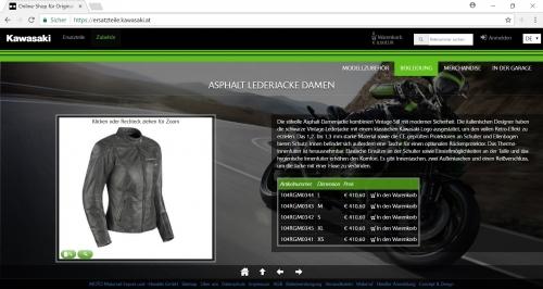 Webshop inkl. Cross-Selling