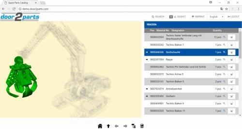 10. Produktbild door2parts - Ersatzteilkatalog, eCommerce und Shop Lösung