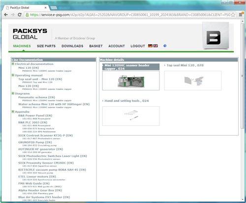 4. Produktbild door2parts - Ersatzteilkatalog, eCommerce und Shop Lösung
