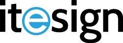 Firmenlogo itesign GmbH Dortmund
