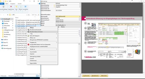 1. Produktbild Archiv.Net - digitale Archivierung und Dokumentenmanagement