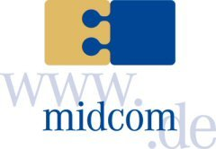 Firmenlogo midcom GmbH - Cloud Software & Mobile Apps Cloud Business Software CRM, ERP, BDE, PEP, IOT Meckenheim