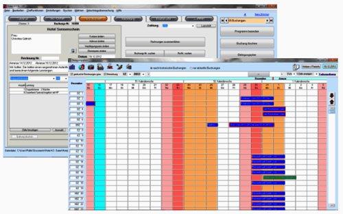 1. Produktbild Hotel 5.0 - Pensionssoftware