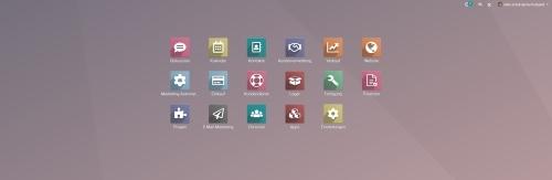 Übersicht der verschiedenen Apps