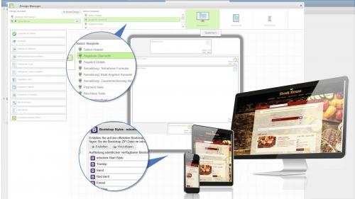 Personalisierung an Ihr CI/CD mit BootStrap Responsiv Design