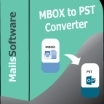 MailsSoftware MBOX to PST Converter to convert MBOX file in MS Outlook
