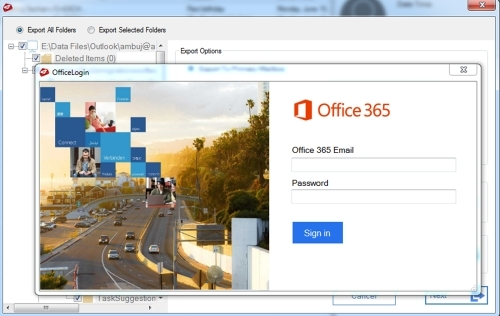 login-to-office365
