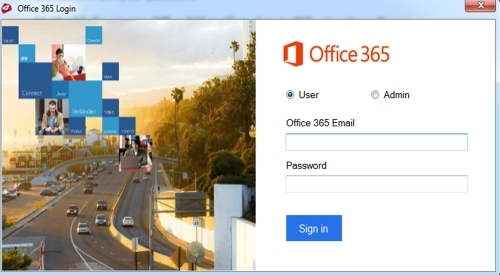 login-with-office365-user-or-admin-credential