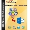 Migrate MBOX to PST format using MBOX Converter