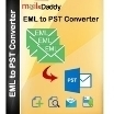 Export EML to PST format using EML Converter