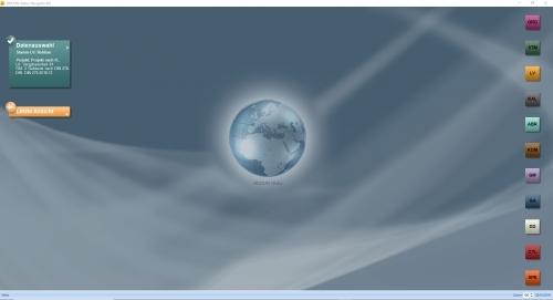 SIDOUN Globe - Der Navigator