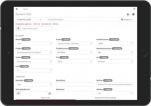 10. Produktbild Sage 50 Handwerk - Handwerkersoftware
